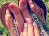 Vacation Nails And Toes