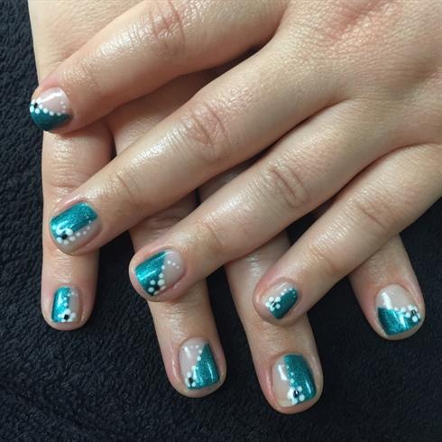 Freehand Nail Art - Nail Art Gallery