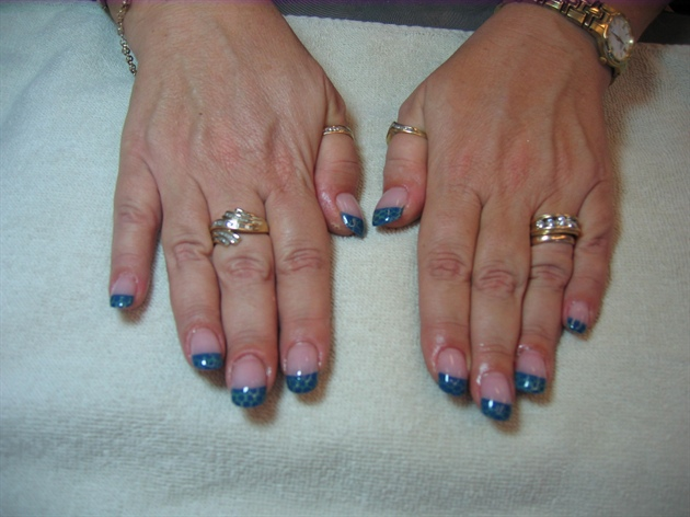 screen nail art