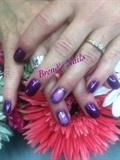 Pink N Purple Blend