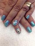Cinderalla Nails