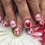 Balloon Heart Valentines