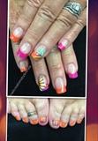 Florida Key West Nails