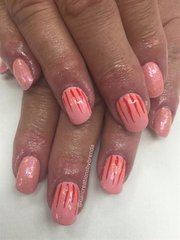 Peach Bling