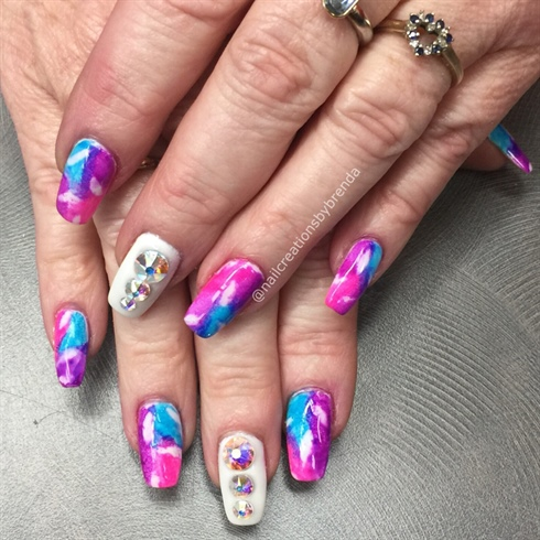 Neon Colors With Bling