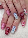 My Nails For Christmas 2016