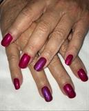 PurpleLicious Marbling