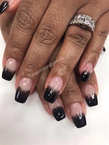 Black Ombré