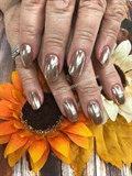 Rose Gold Chrome
