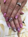 Pink N Silver