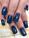 Midnight Blue Magnetic Gel