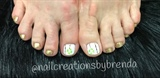St. Patty Toes 2019