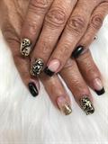 Black or gold
