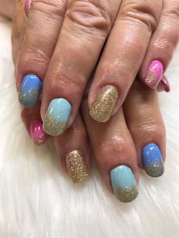Easter nails 2019