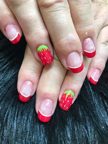 Strawberry bless