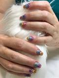 Glitter and rainbows