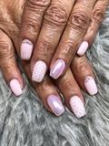 Wedding shower nails