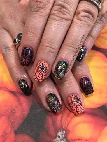 Glitter And Spiderwebs