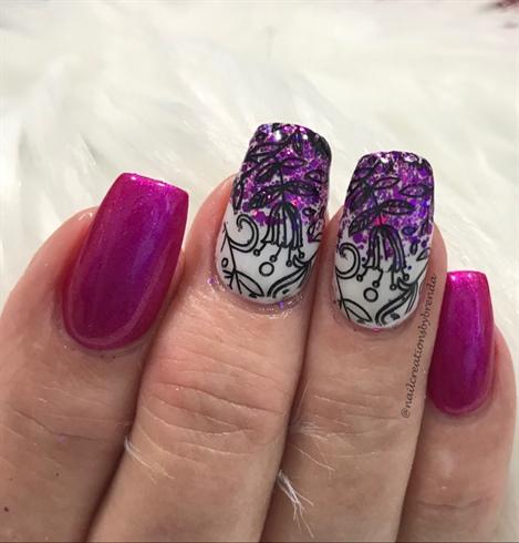 Glitter Ombré #2
