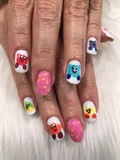 Kirby Nails #2