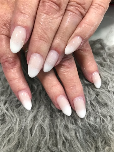 Airbrush French Ombré