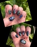 Galaxy Nails(my nails) #3