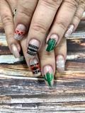 BoHo Cactus Nails