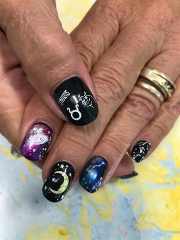 Galaxy Nails #2