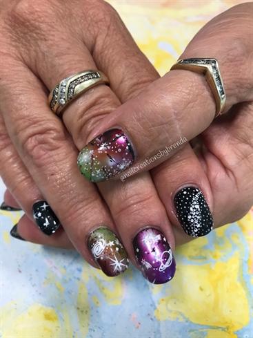 Galaxy Nails #3