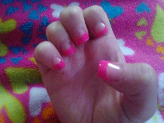 Obnoxious Hot Pink :)