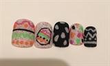 Matte Easter Nails