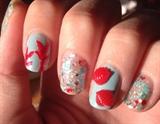 Dollish Polish nails