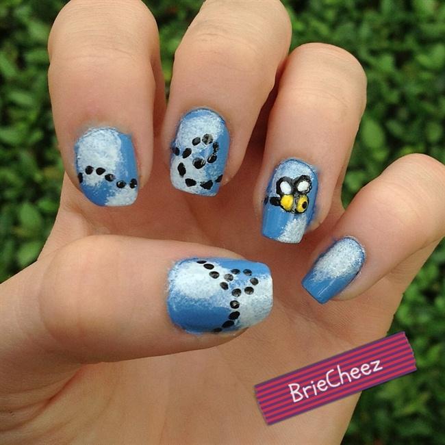 Bumble Bee Nails Nail Art Gallery