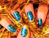 Catwalk Nails: Jen Kao Fall 2011