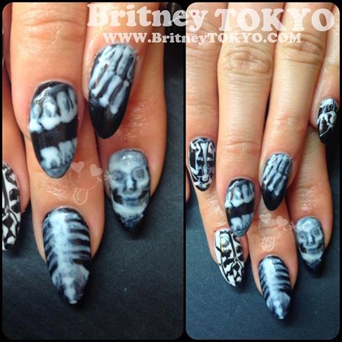 Art nails x
