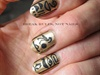 Ancient Egyptian nail art