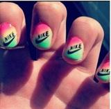 Shoe Design Nails 💖🙉