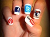 App Nails ❤️❤️😫