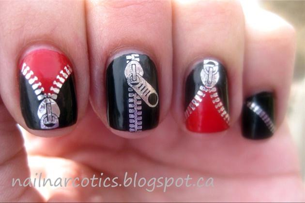 Zipper Nails