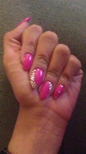 BSGfanwork Nails by Ryley Courchene
