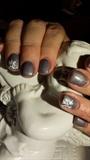 BSGfanwork Nails by Sharlene M Ross