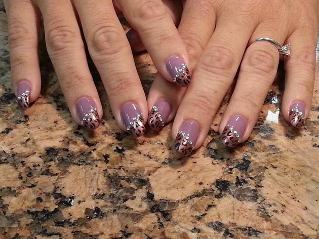 BSGfanwork Nails by The Beauty Loft