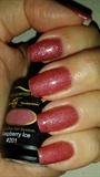 BSGfanwork Nails by Virginia Lorberau