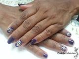 ethnic purple