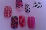 Nail art ideas - Valentine's day