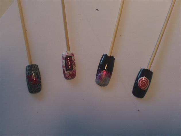 Saw nails