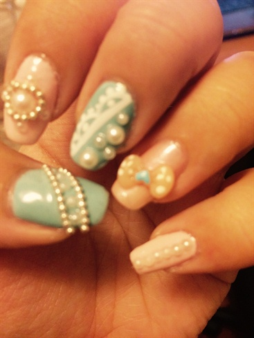 Girly Nails 2