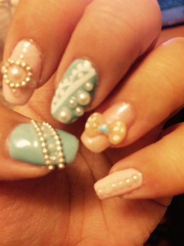 Girly Nails 2