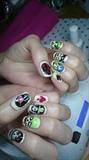 Suicide Squad nails!