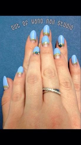 Japanese Style Nails 1